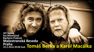 Berka a Macálka v Besedě